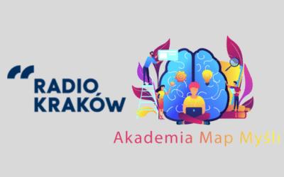 Mapy myśli w Radiu Kraków